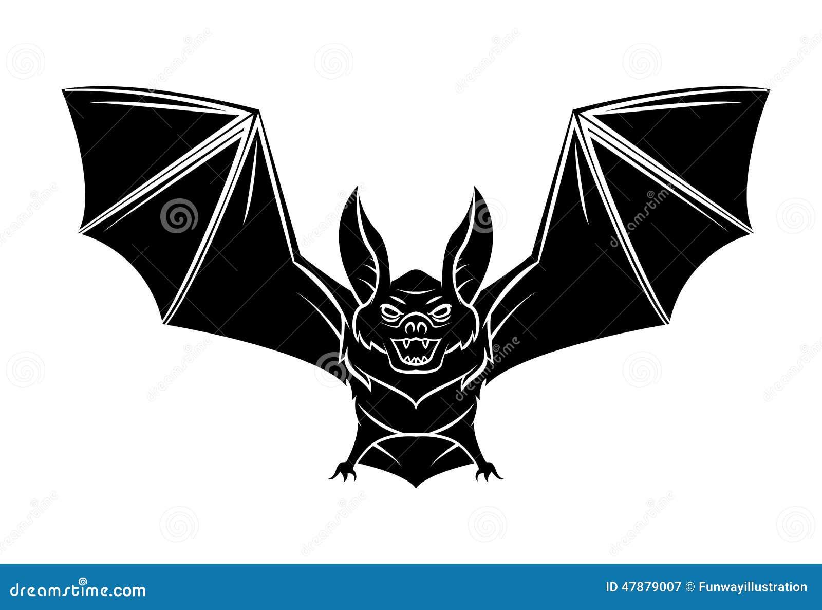 Эскизы тату летучая мышь: варианты рисунков, значение и фото