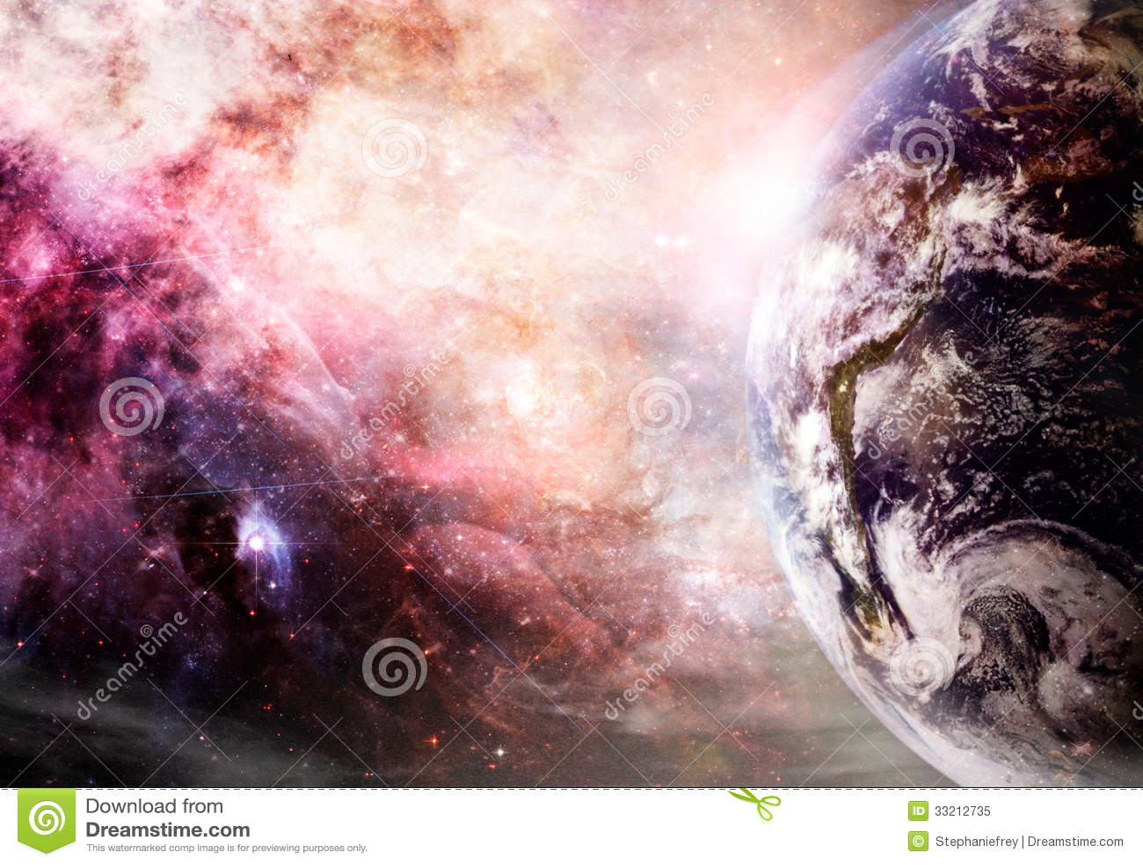 Творение земли