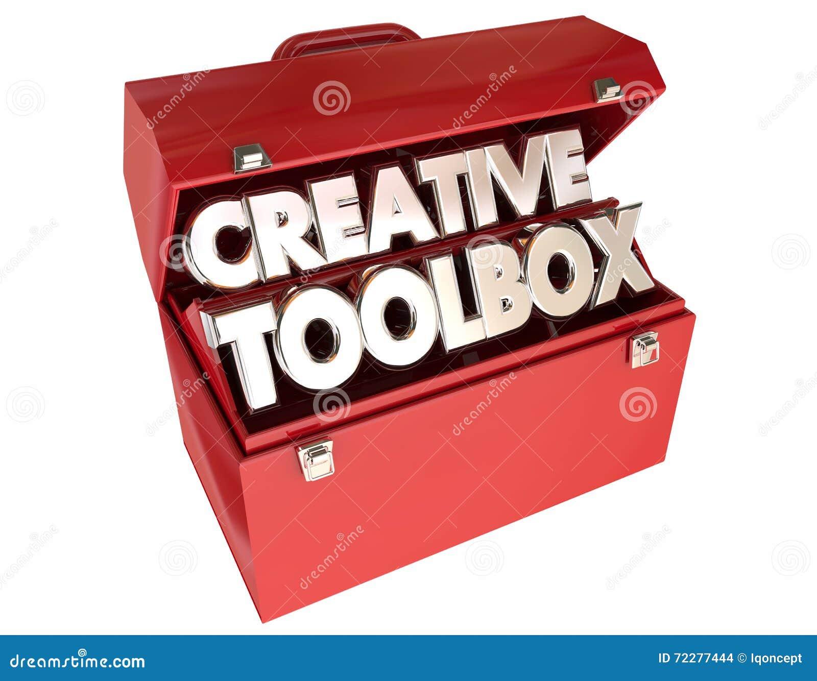 Download Творческая воодушевленность идей воображения Toolbox Иллюстрация штока - иллюстрации насчитывающей учить, представьте: 72277444