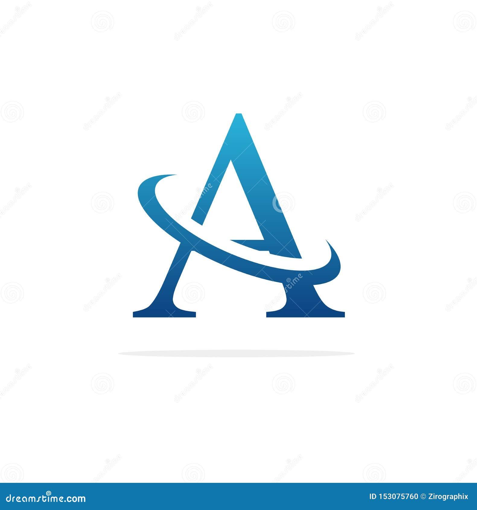 Творческий вектор дизайна логотипа