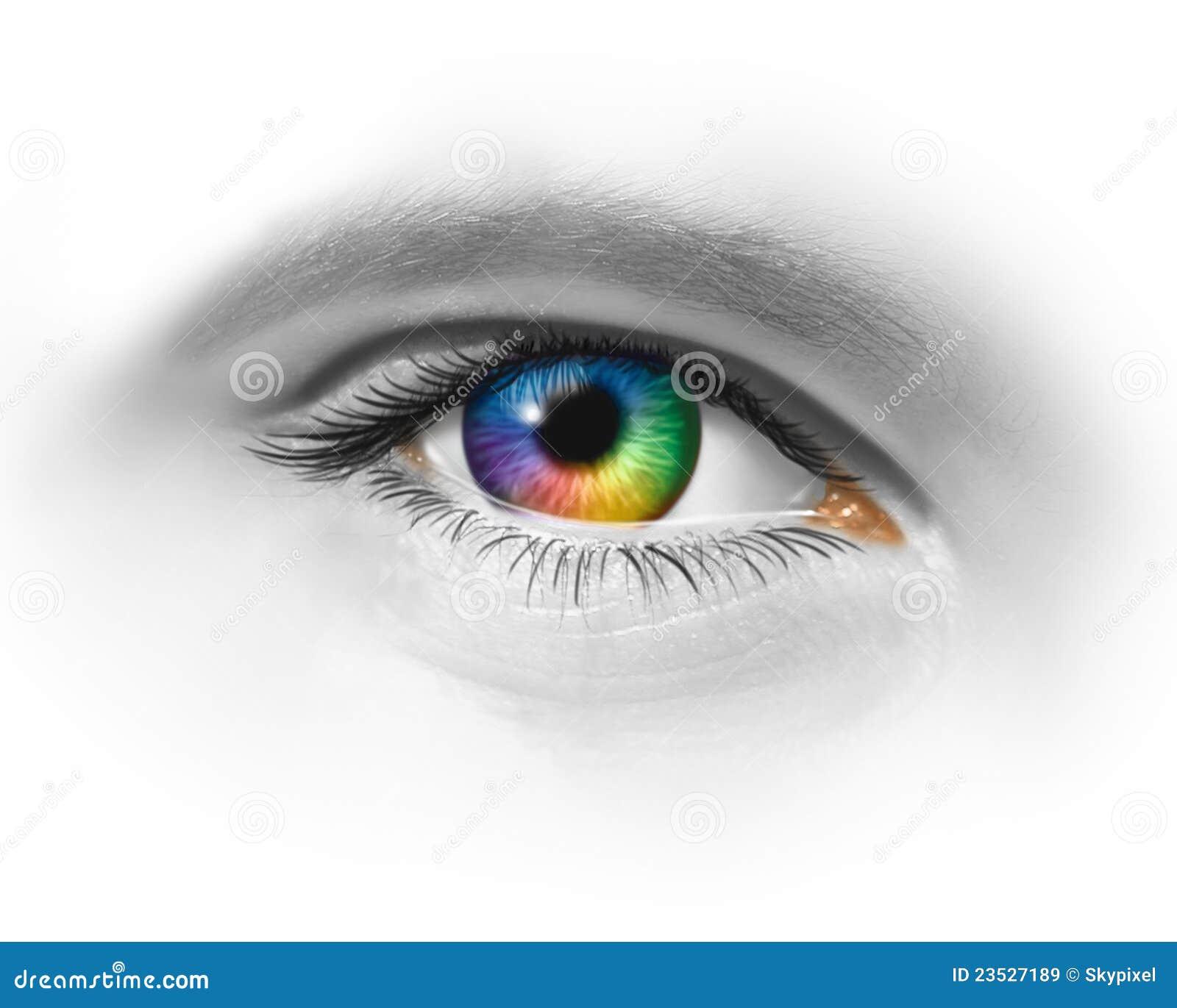 творческий глаз