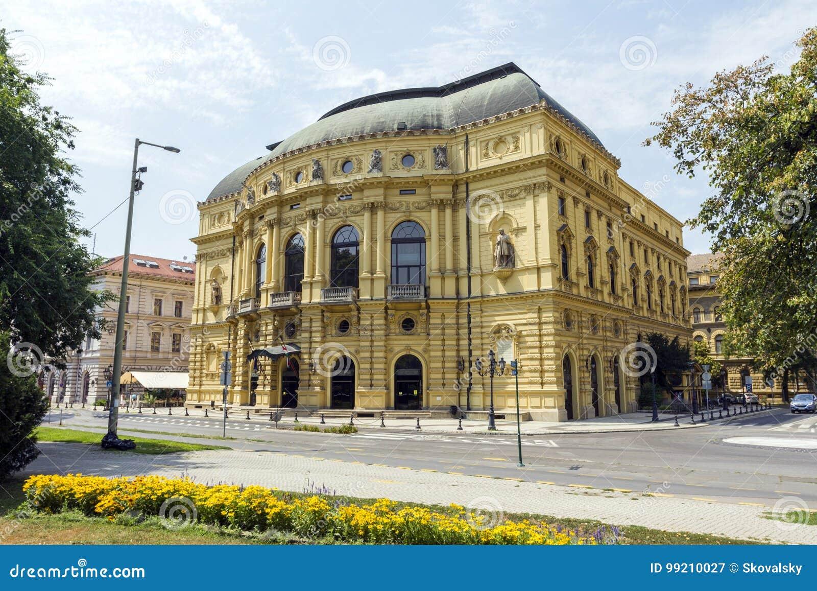 Театр в Szeged