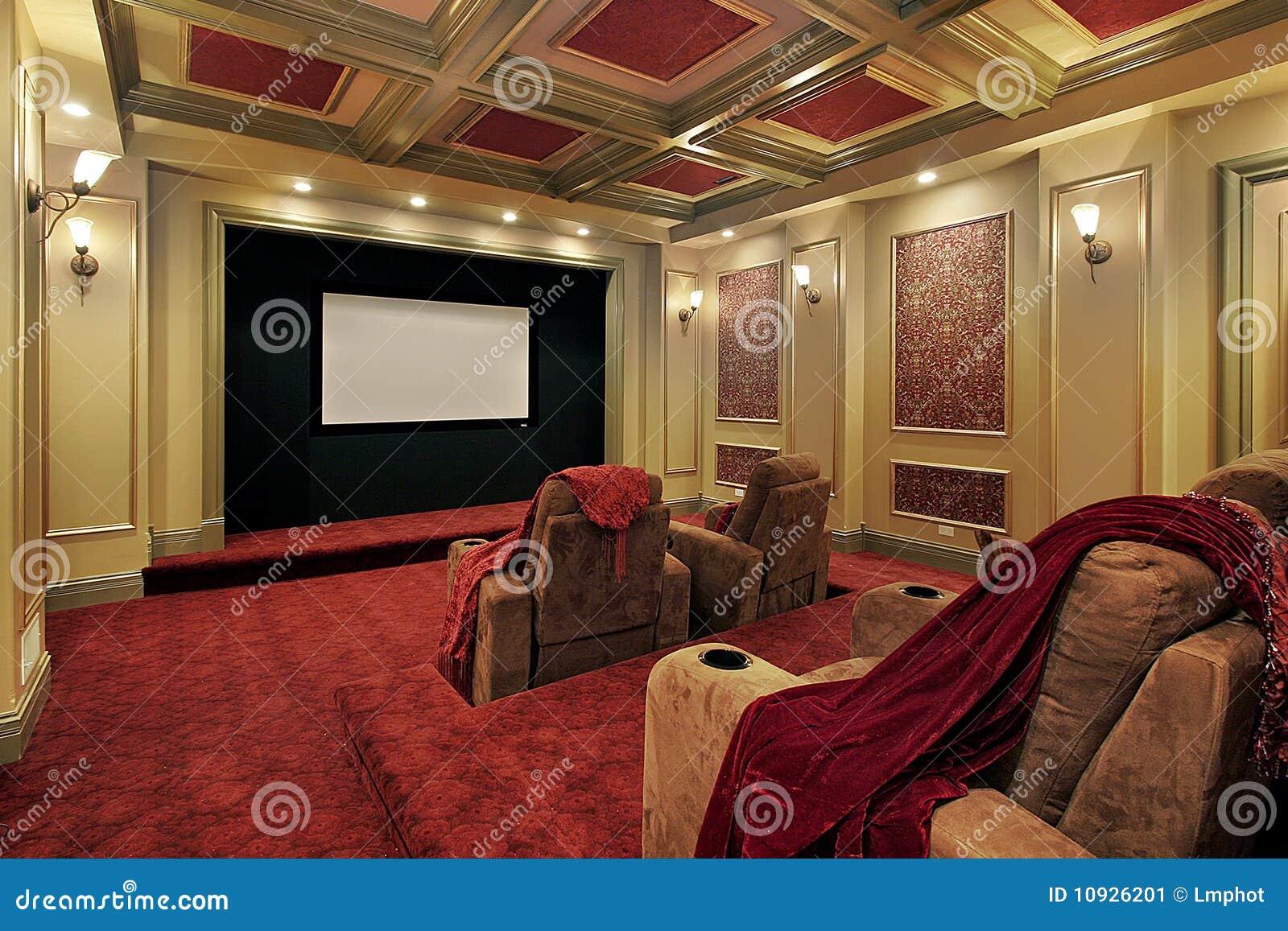 театр красного цвета плюша carpeting