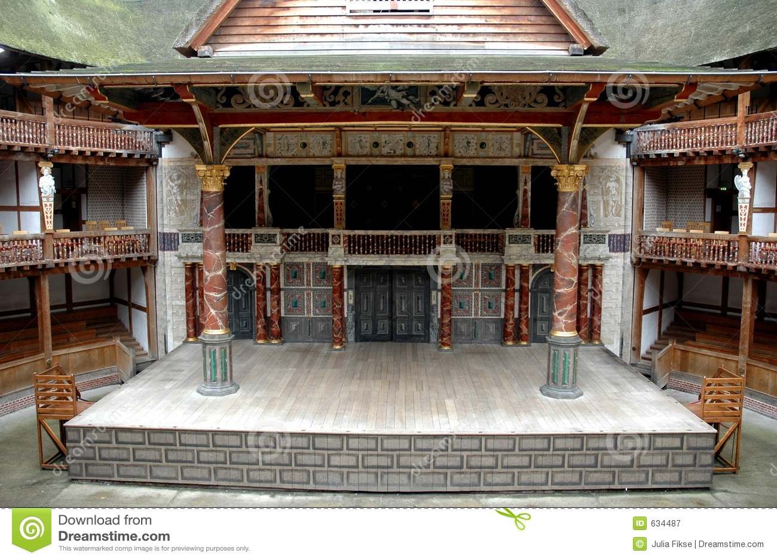 Download театр 3 глобусов стоковое изображение. изображение насчитывающей active - 634487