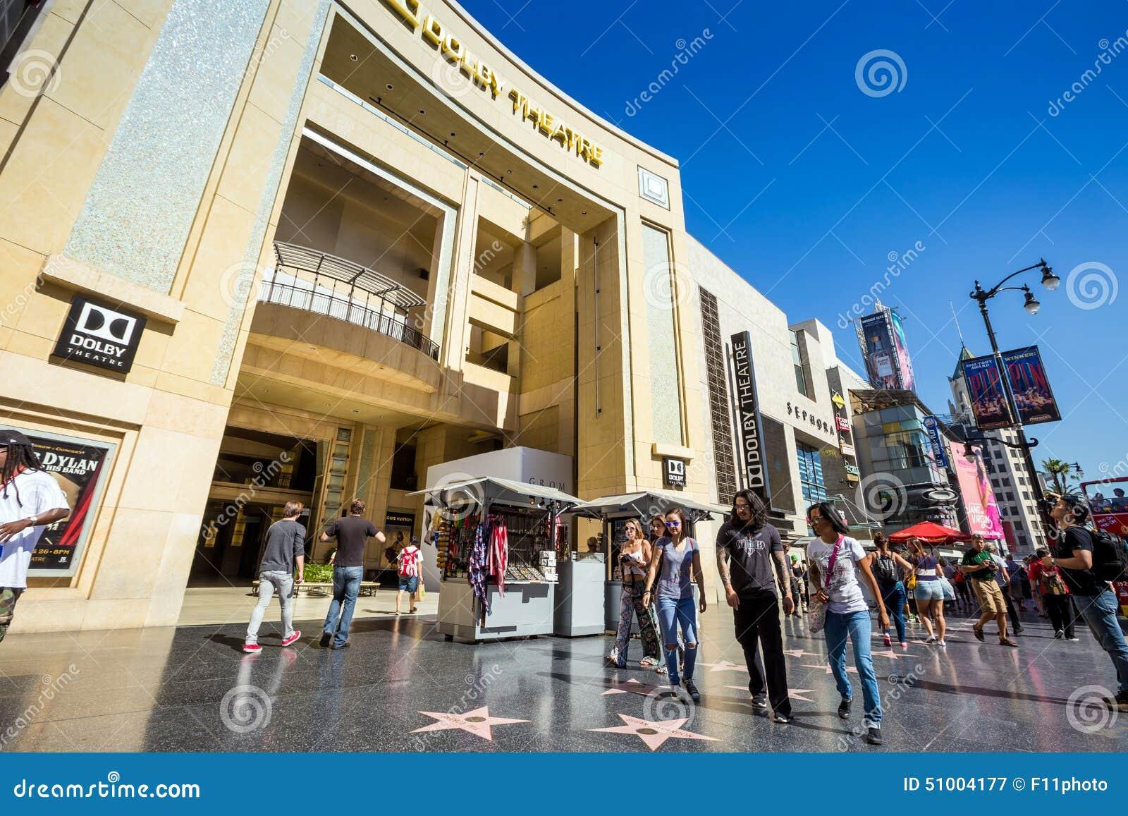 Театр Dolby (театр Kodak)