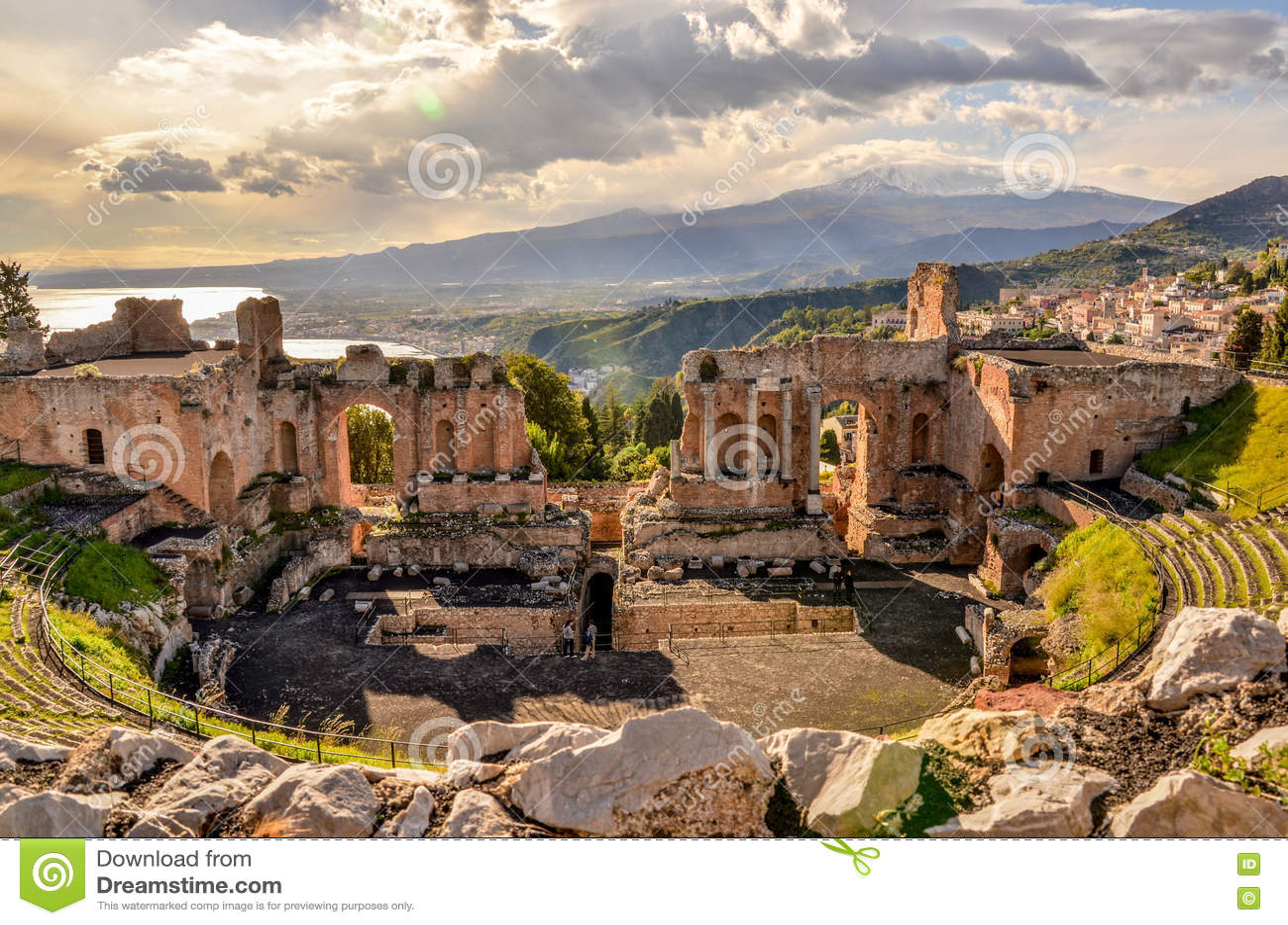Театр Taormina