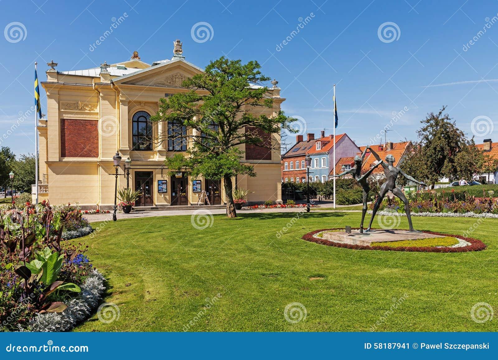 Театр Ystad