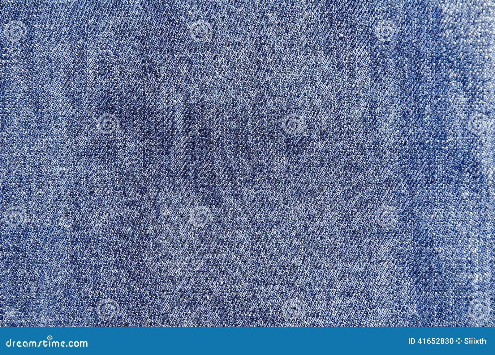 текстура голубого демикотона
