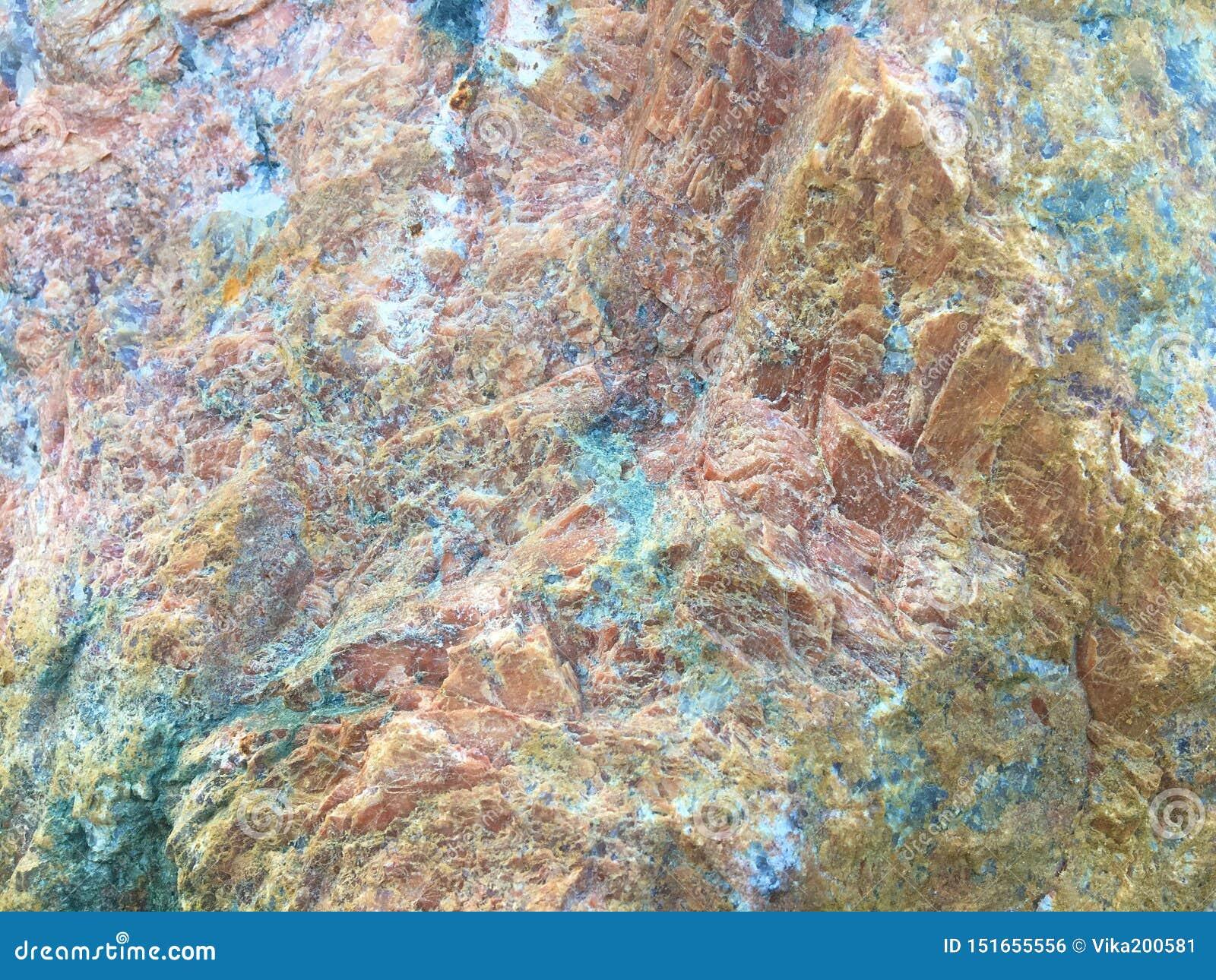Текстура камня естественная для гор