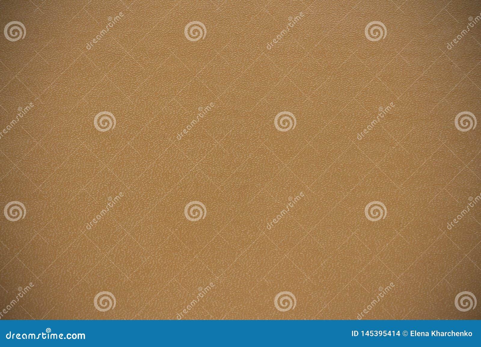 Текстура предпосылки сделана из виньетки обложки книги бежевой