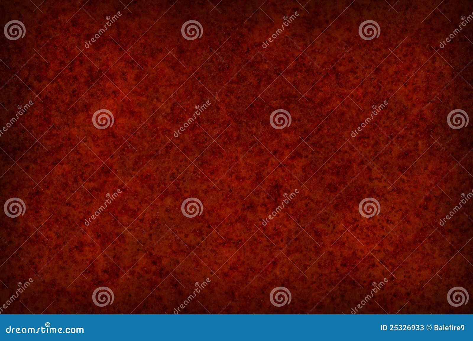 текстура предпосылки grungy mottled красная