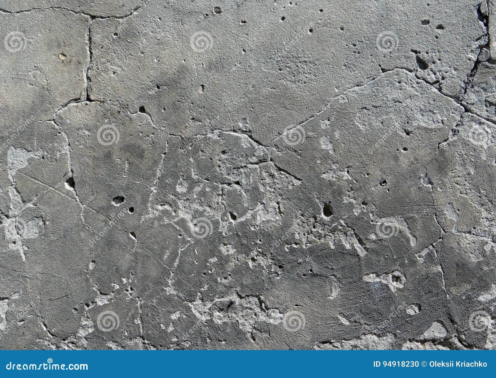 Текстура старого бетона бетон пескоструй