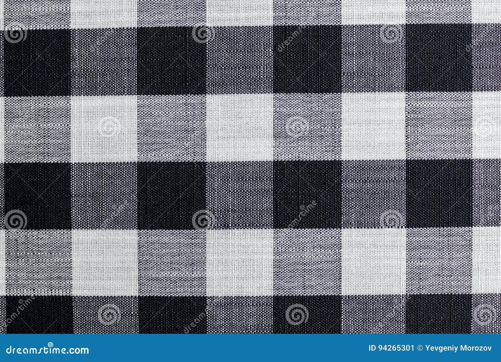 Текстура ткани в клетке стоковое изображение. изображение ...