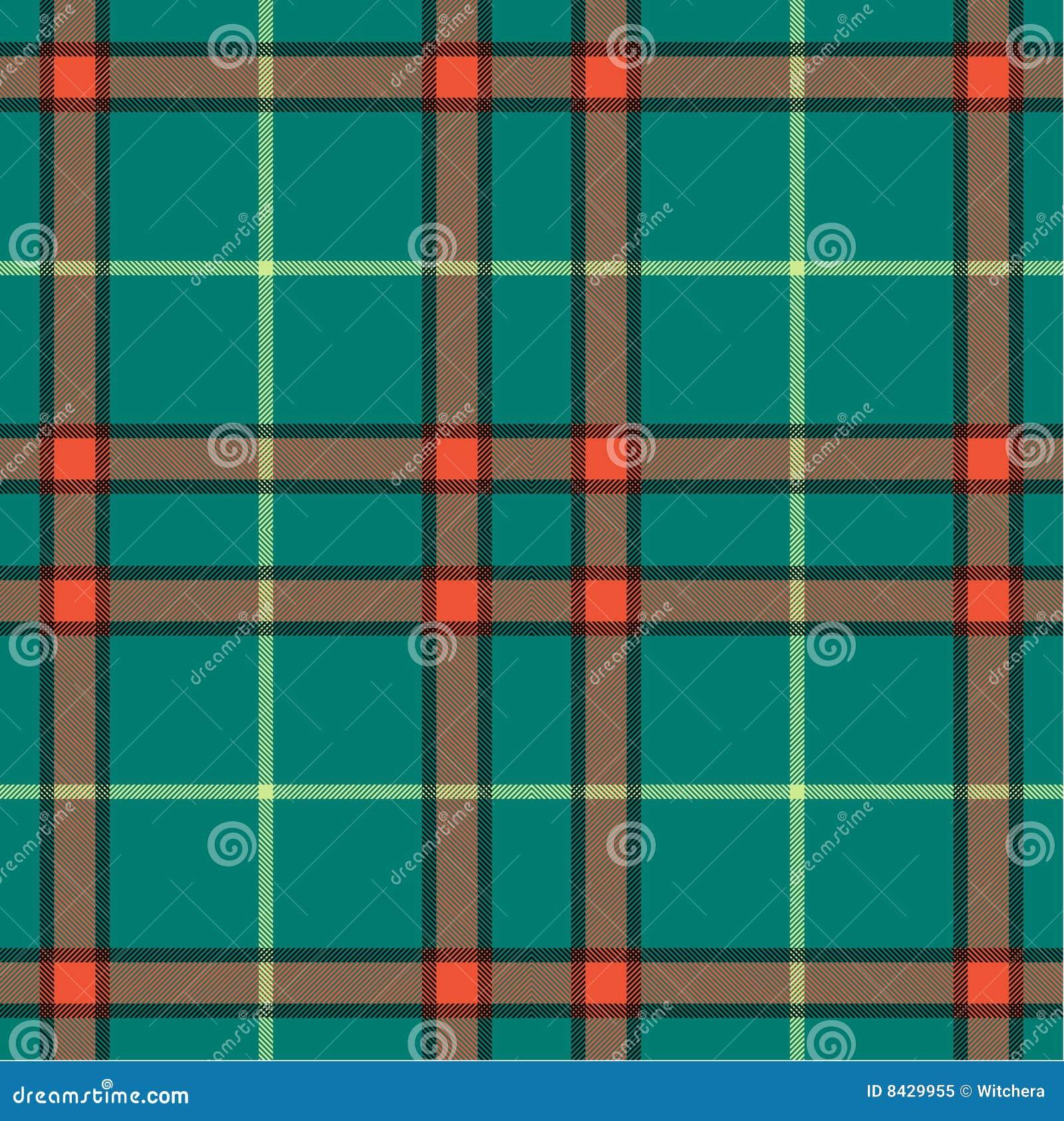 текстура шотландки картины безшовная