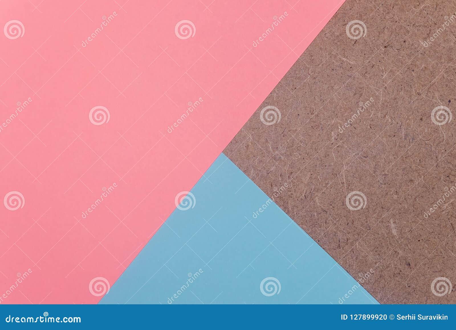 текстурированная бумага предпосылки Дизайн абстрактного цвета геометрический