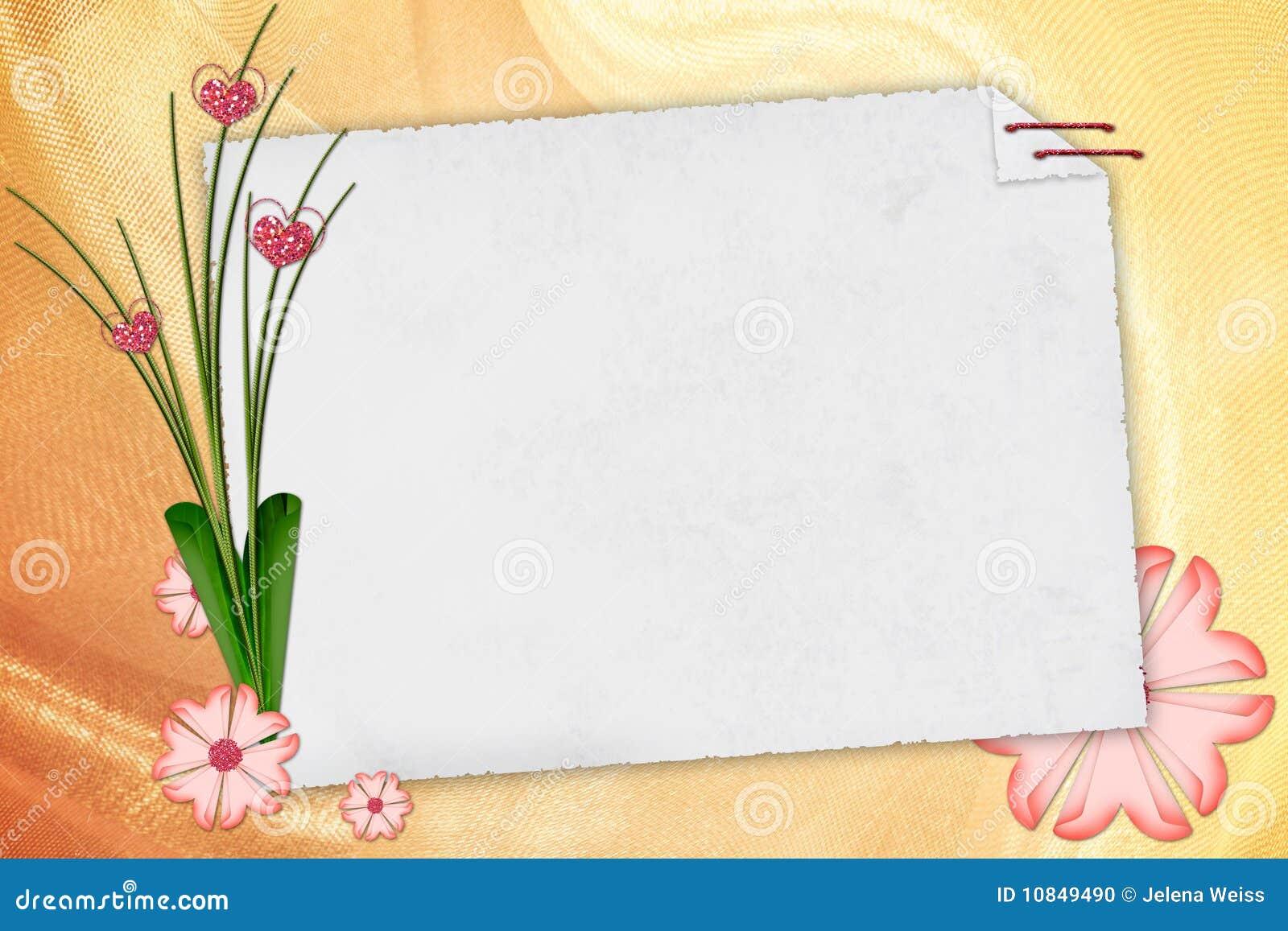 текстурированная бумага примечания предпосылки пустая