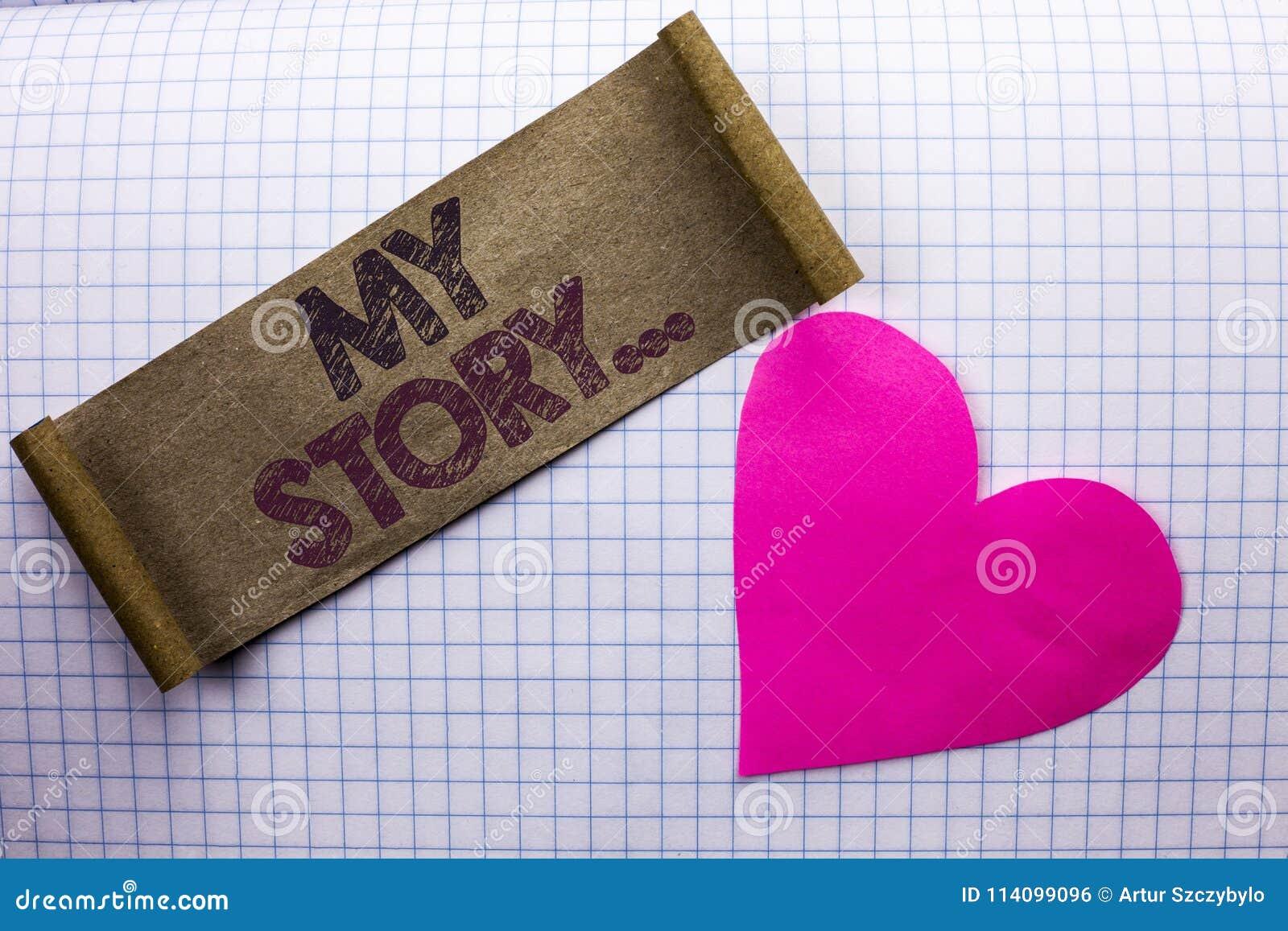 Текст почерка мой рассказ Портфолио профиля личной истории достижения жизнеописания смысла концепции написанное на части картона