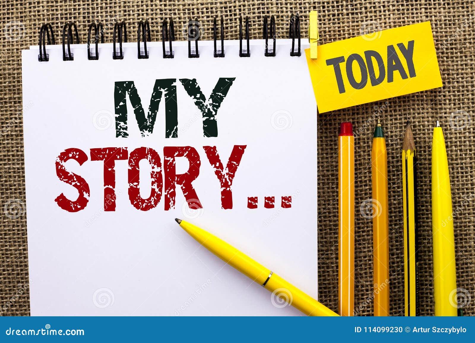 Текст сочинительства слова мой рассказ Концепция дела для портфолио профиля личной истории достижения жизнеописания написанного н