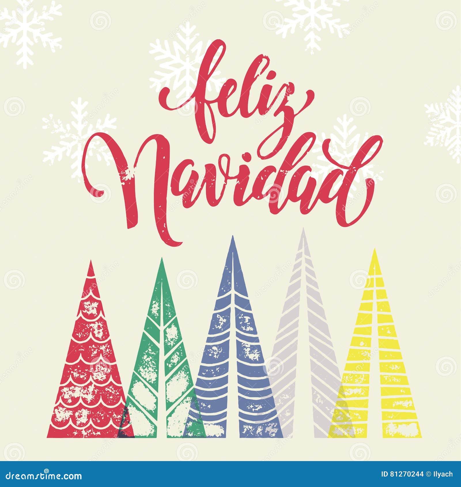 Feliz navidad текст