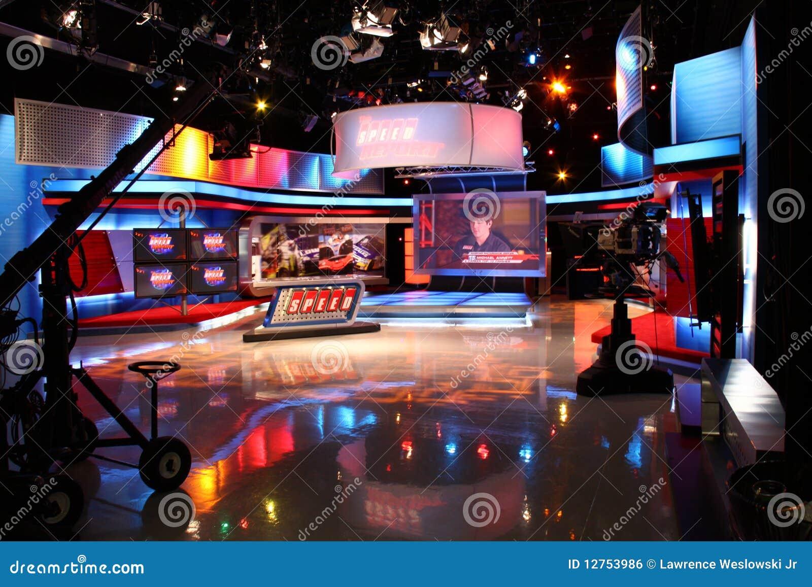 телевидение студии скорости