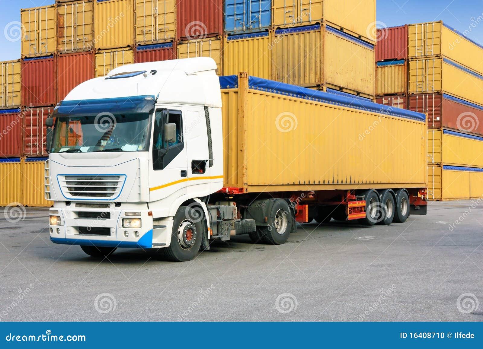 тележка контейнеров