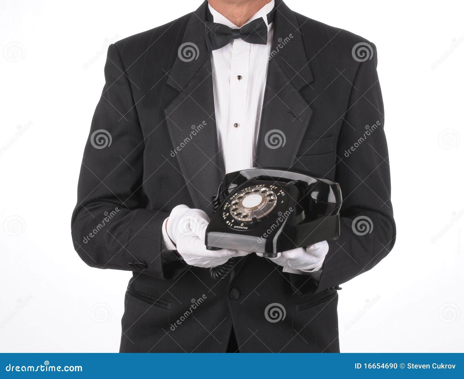 телефон дворецкия