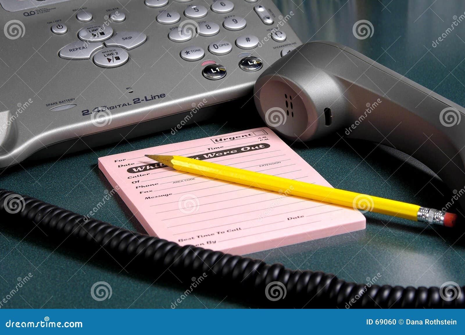 телефон сообщения