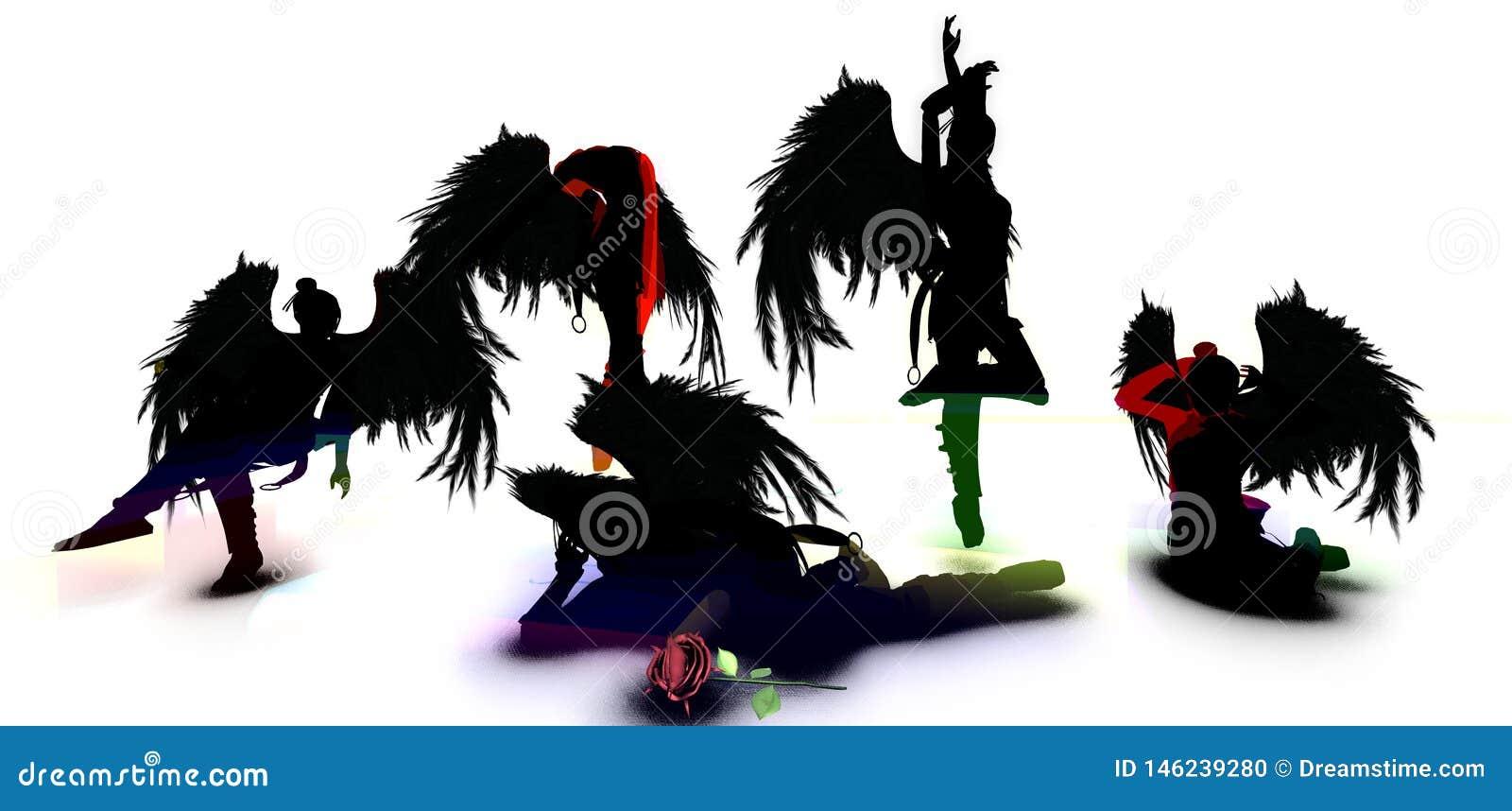 Темные русалки
