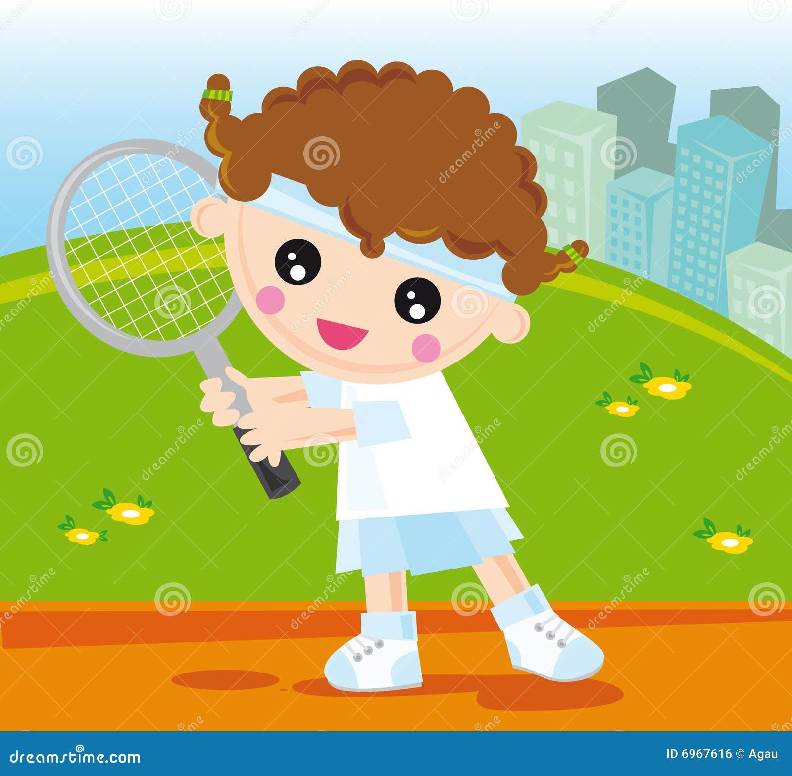 теннис девушки
