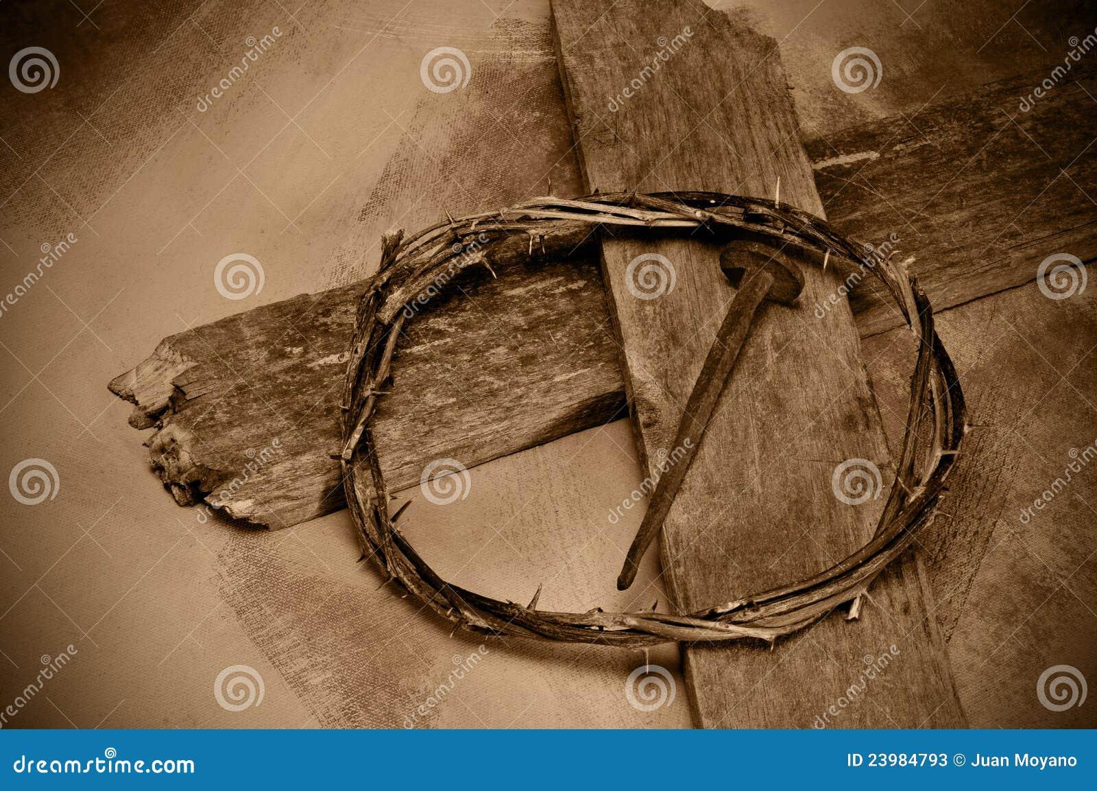 тернии ногтя jesus кроны christ перекрестные