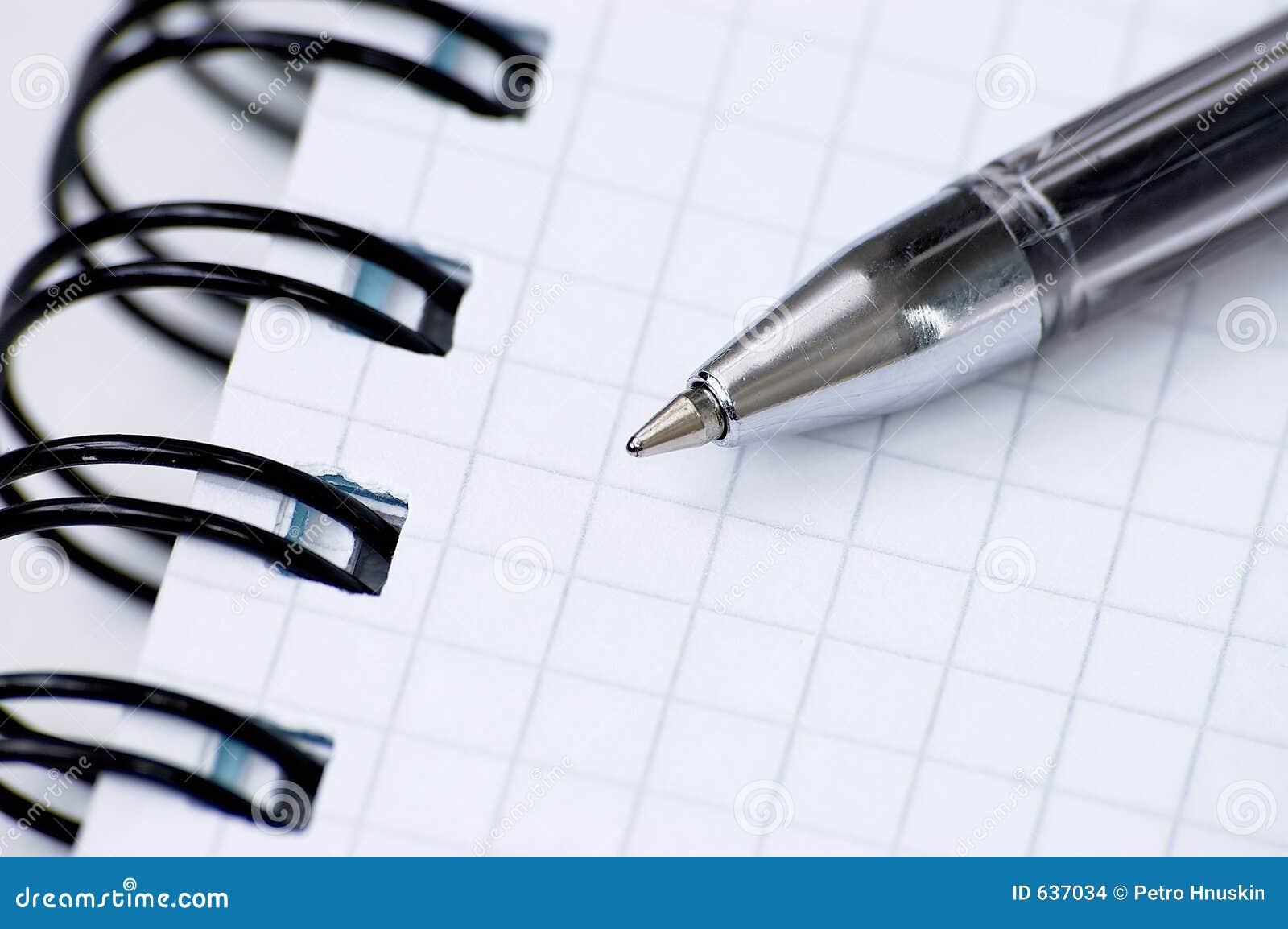 Download тетрадь жизни все еще стоковое фото. изображение насчитывающей документы - 637034