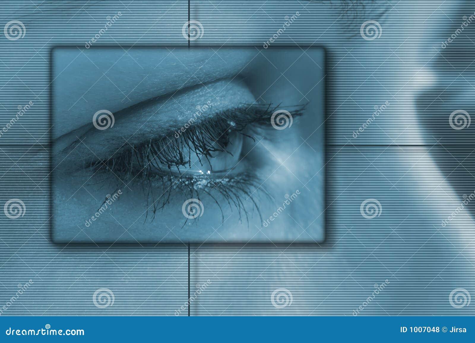 техник глаза