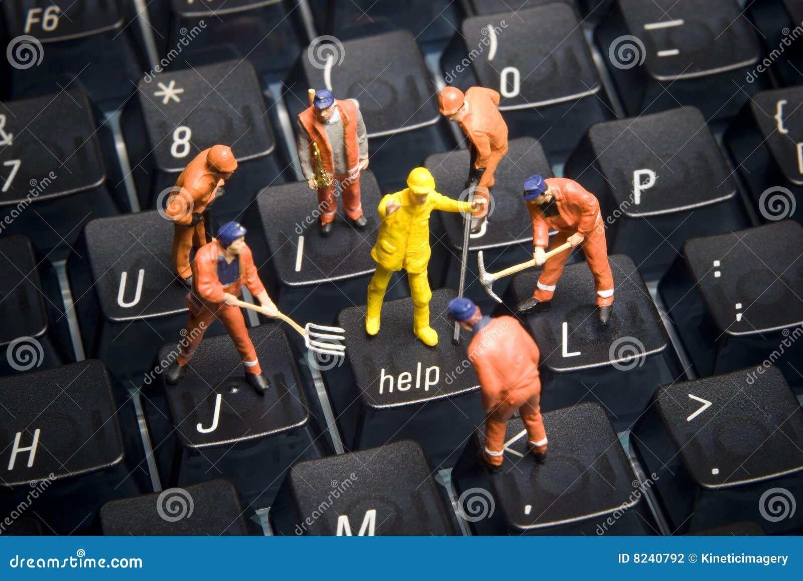 техник поддержки помощи