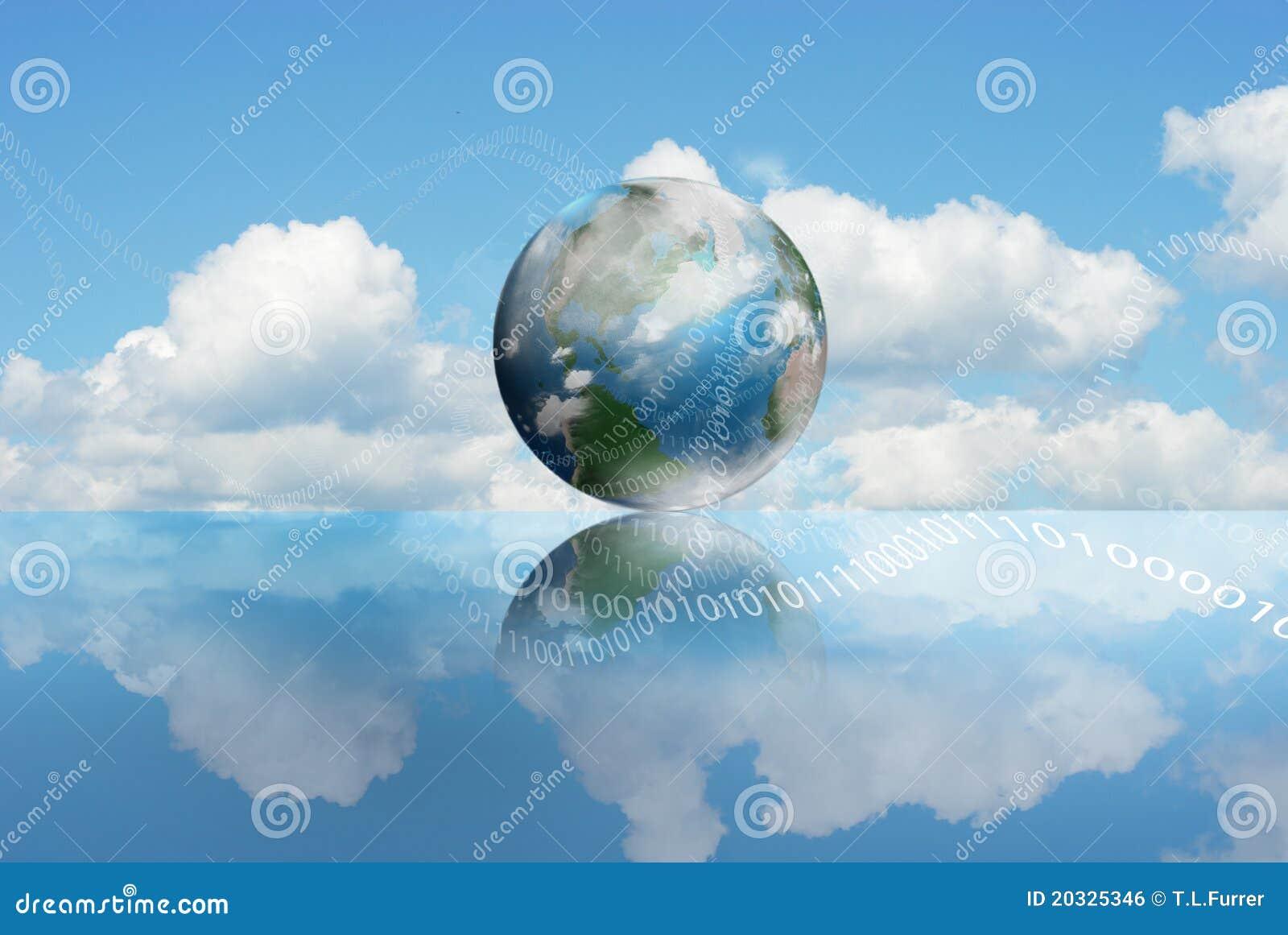 технология облака вычисляя