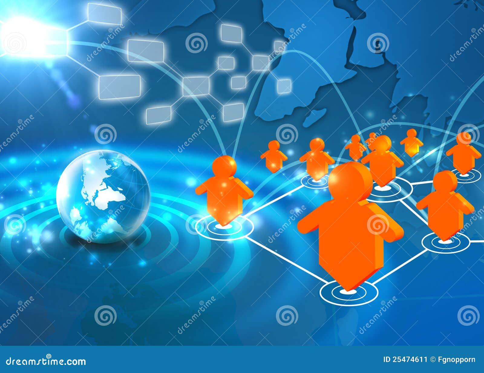 технология сети социальная