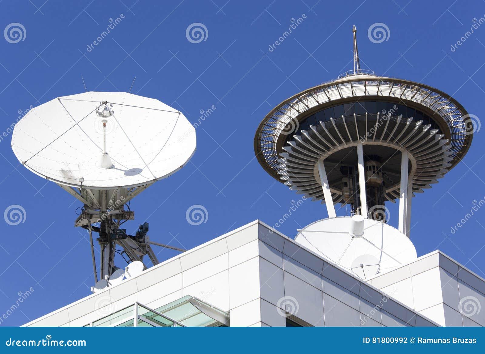 Технология города Сиэтл