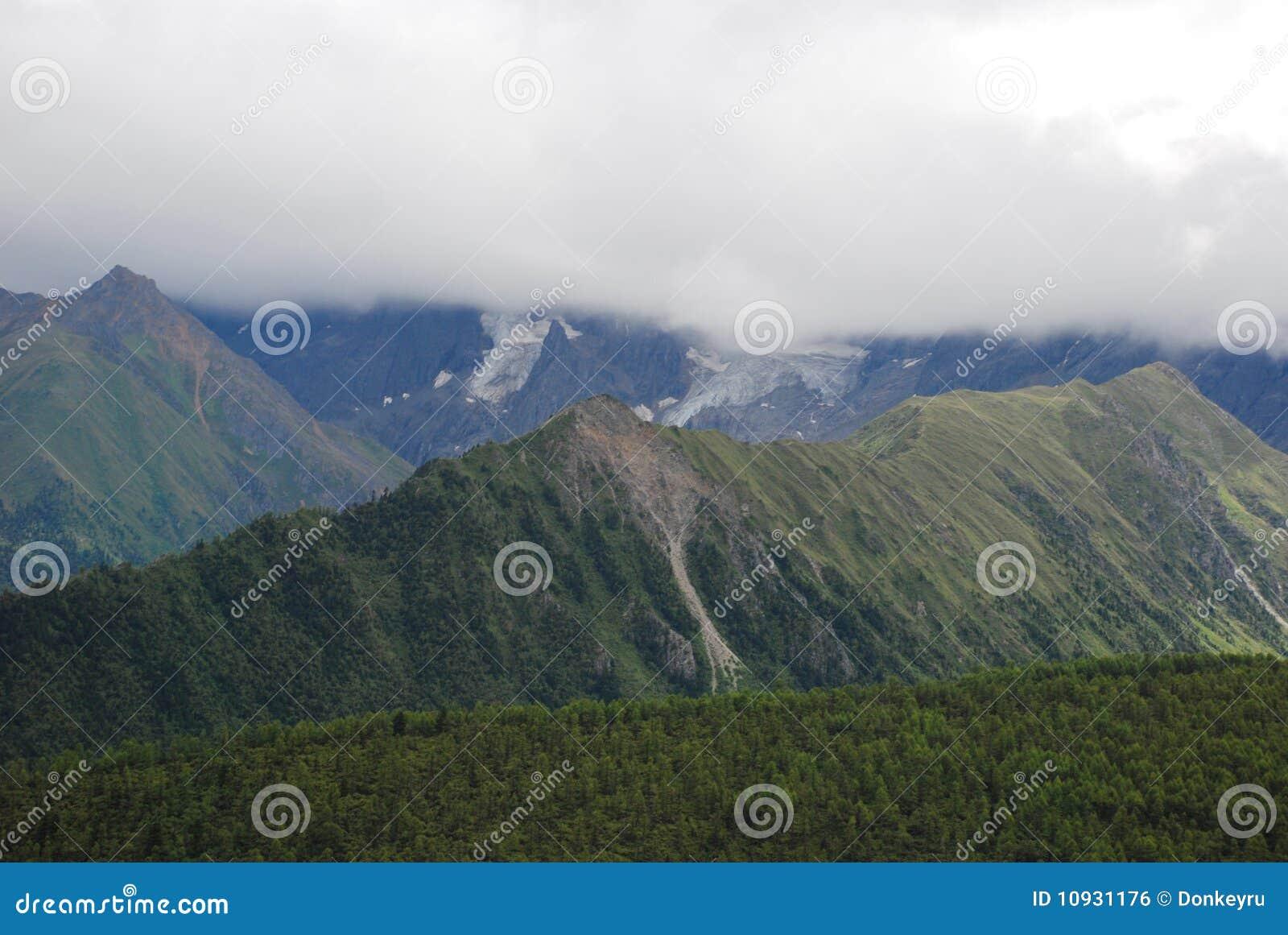 тибетец горы