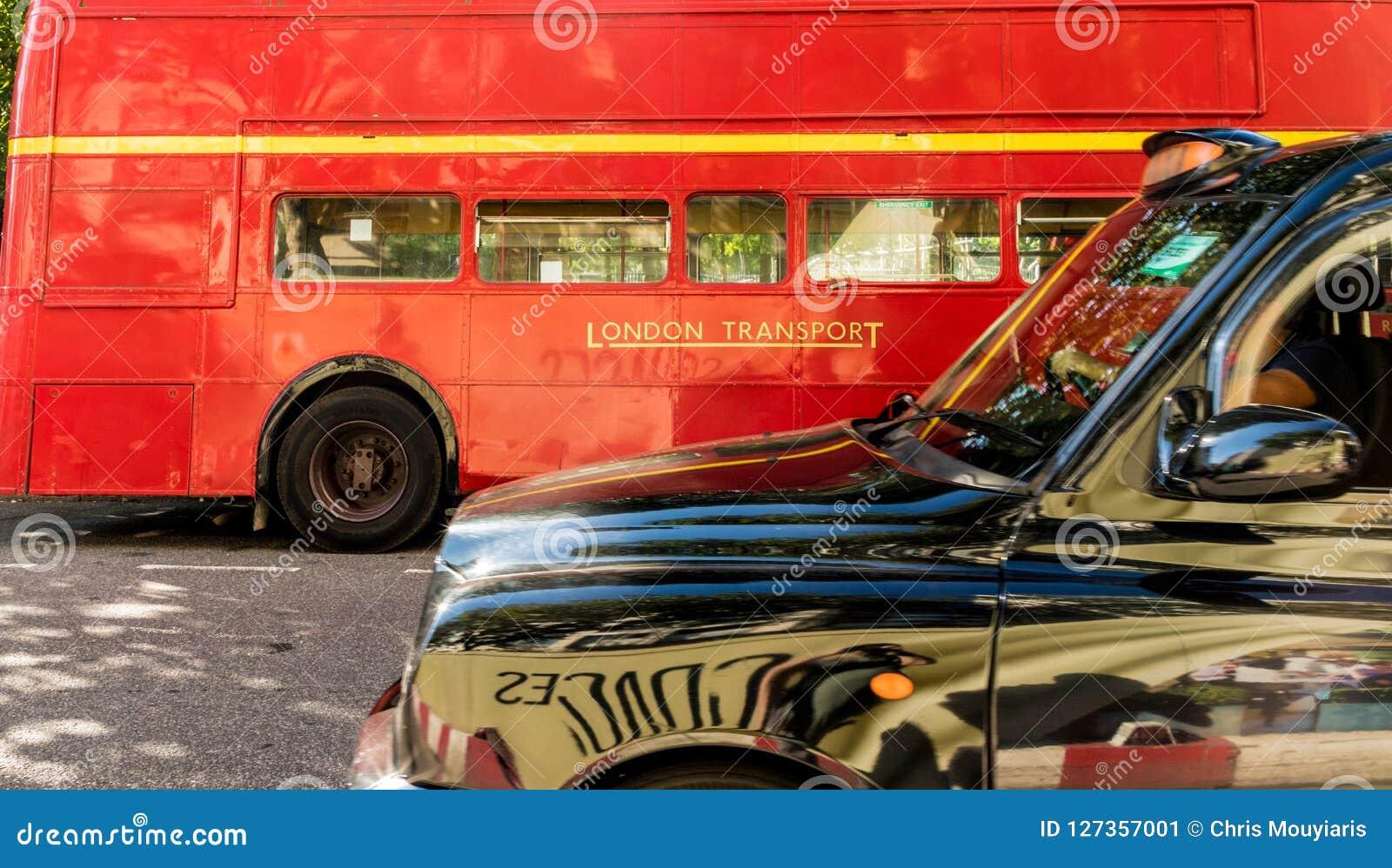 Типичный взгляд в Вестминстере в Лондоне