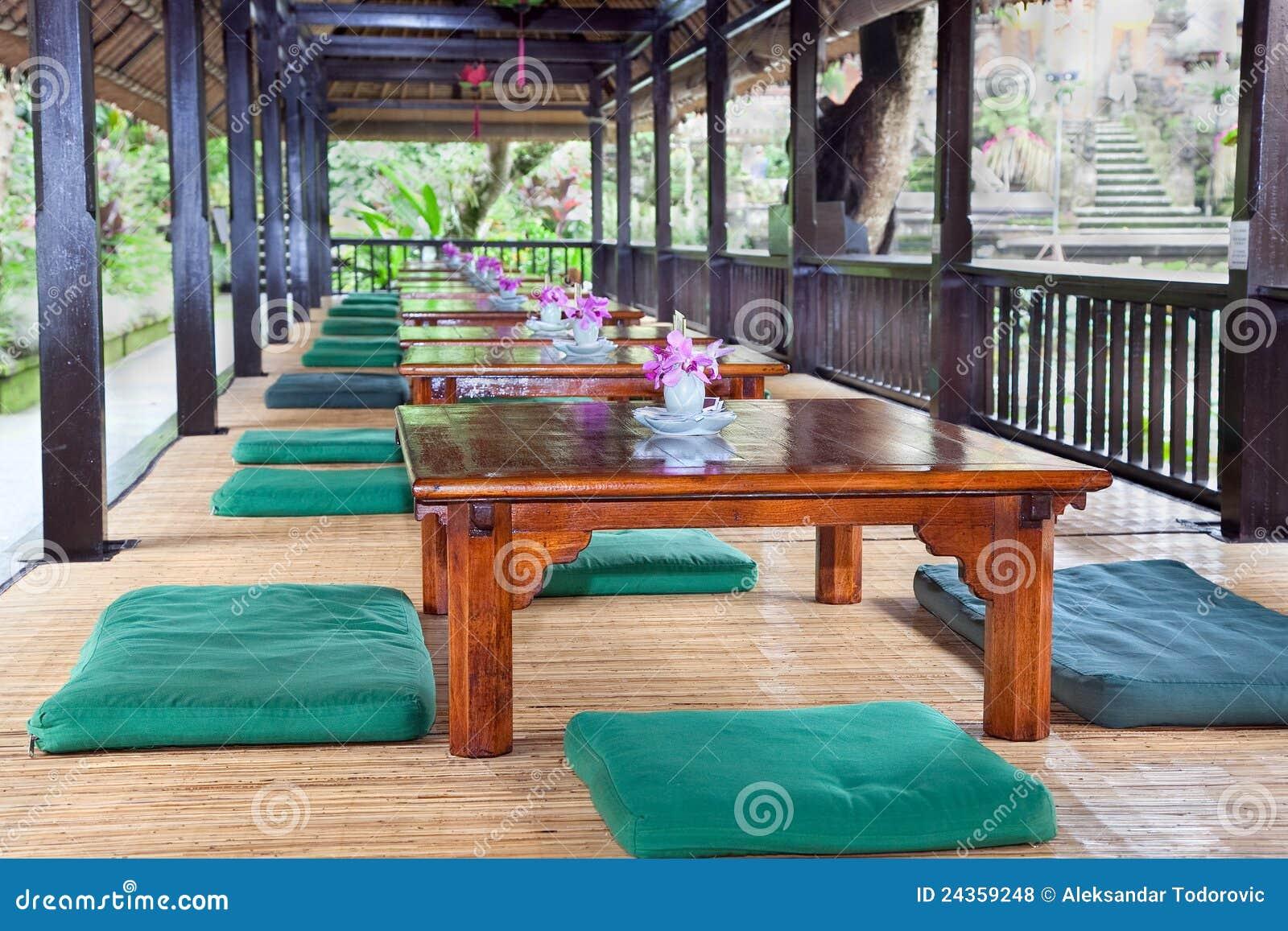 тип ресторана Азии нутряной
