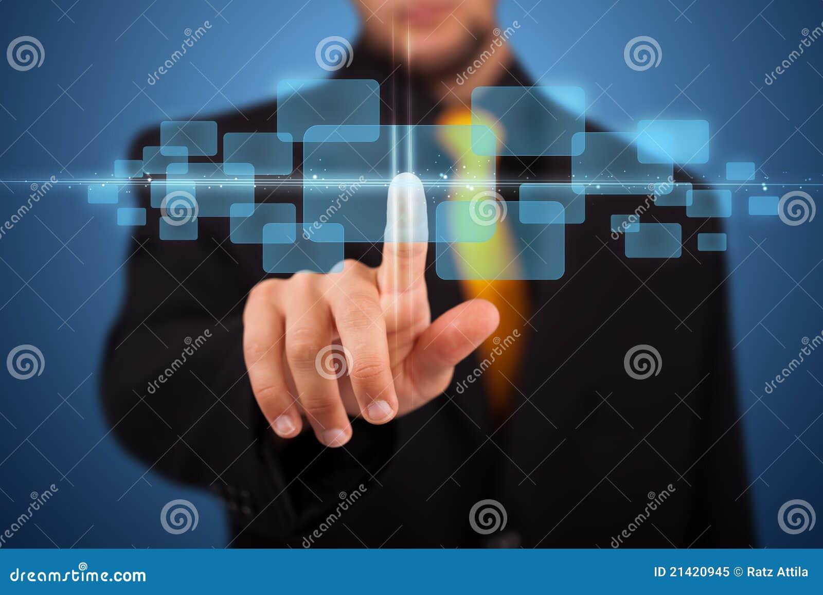 тип техника высокого человека кнопок самомоднейший отжимая