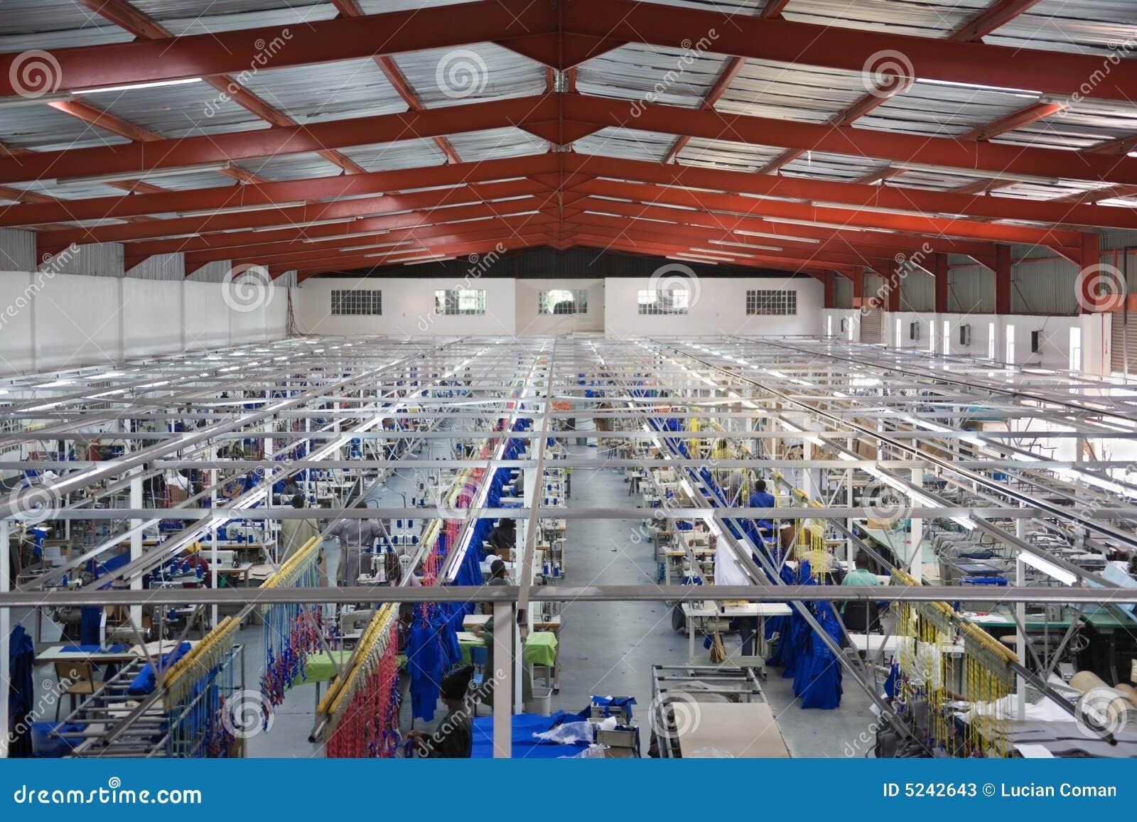 тканье фабрики промышленное