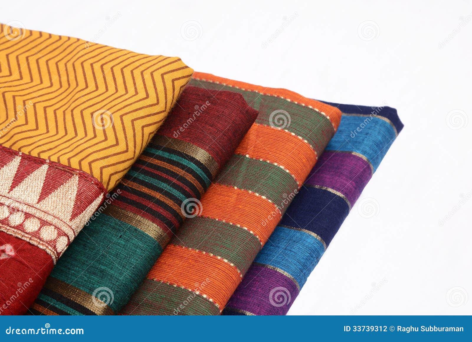 Ткань сари