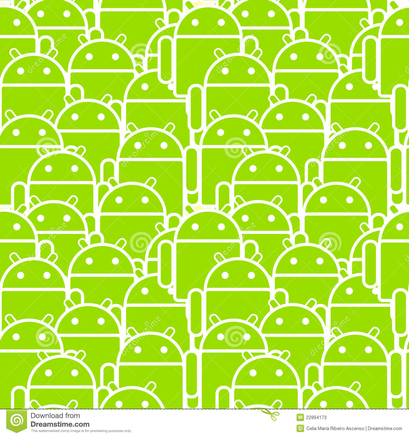 толпа android