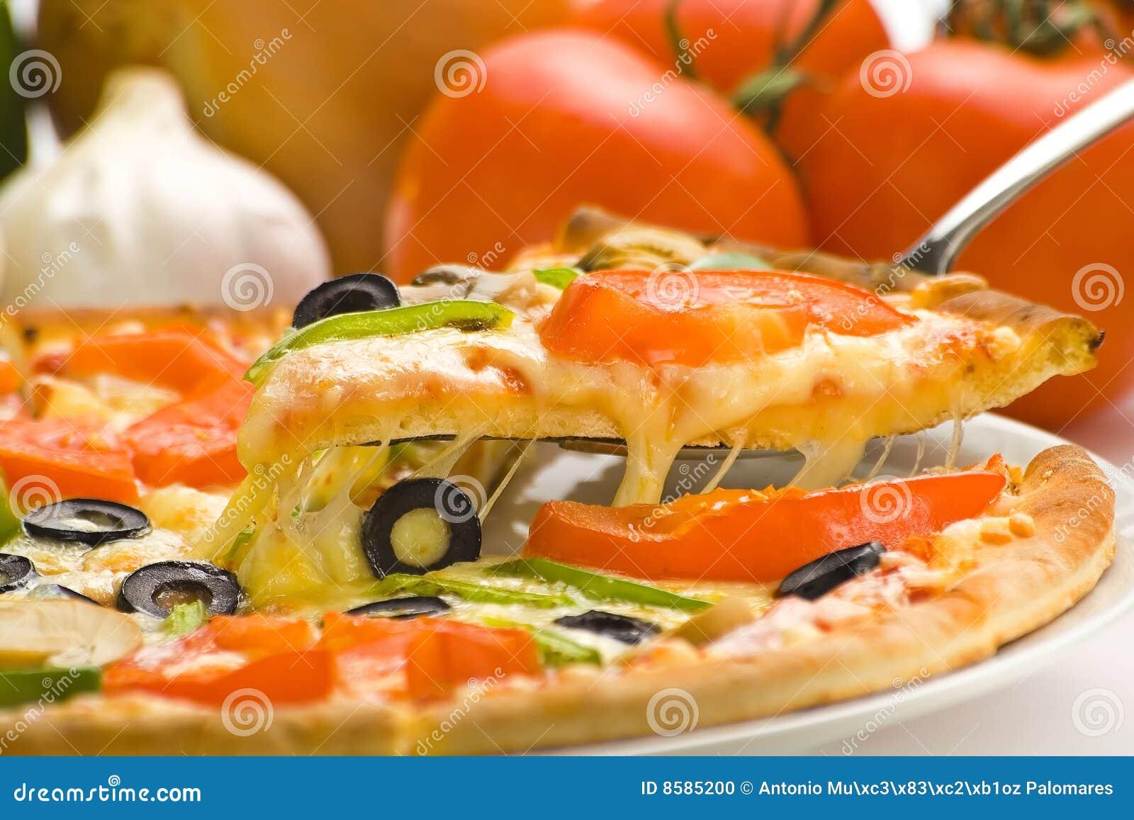 томат пиццы свежего домодельного гриба сыра прованский