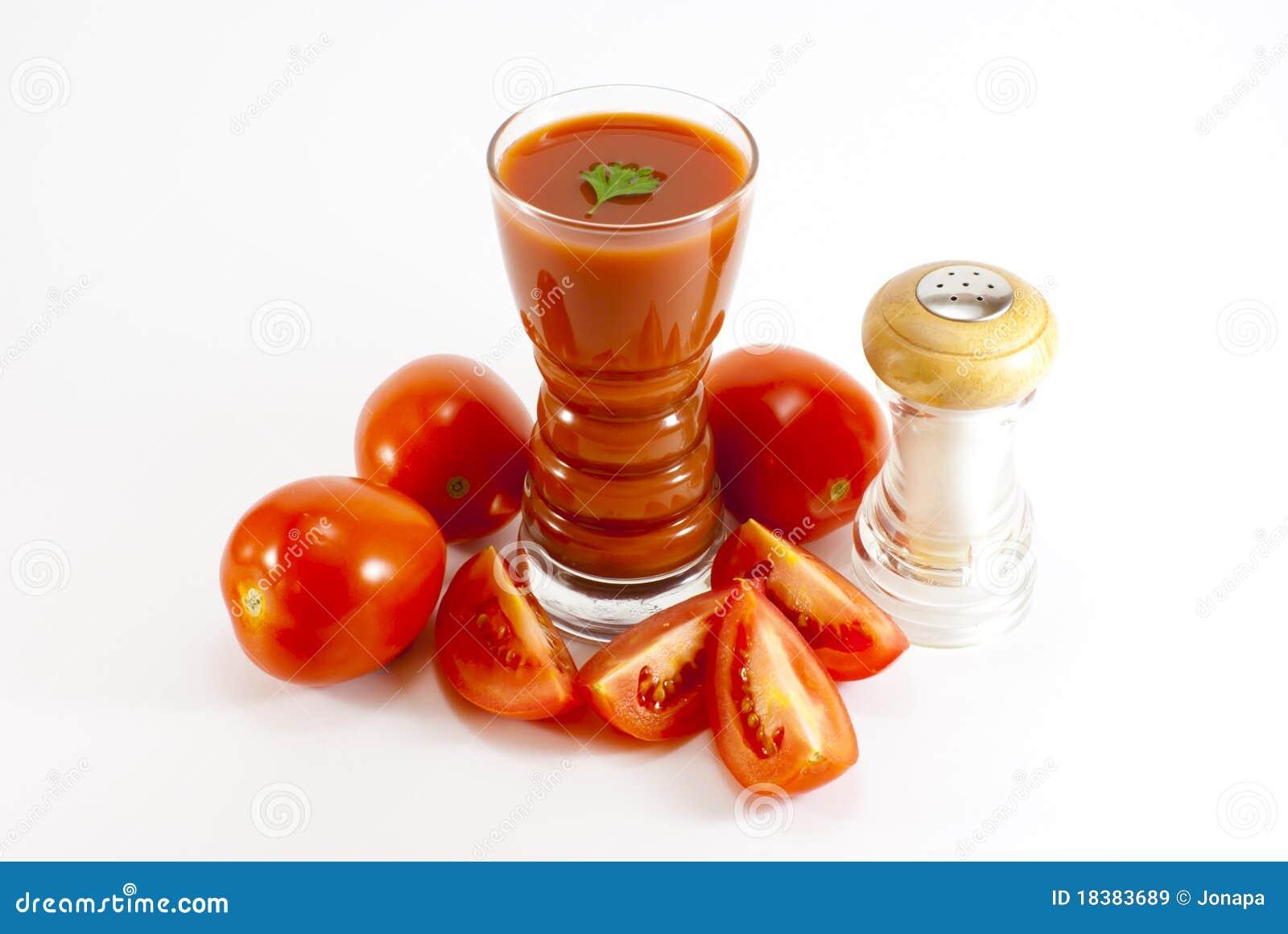томат соли сока