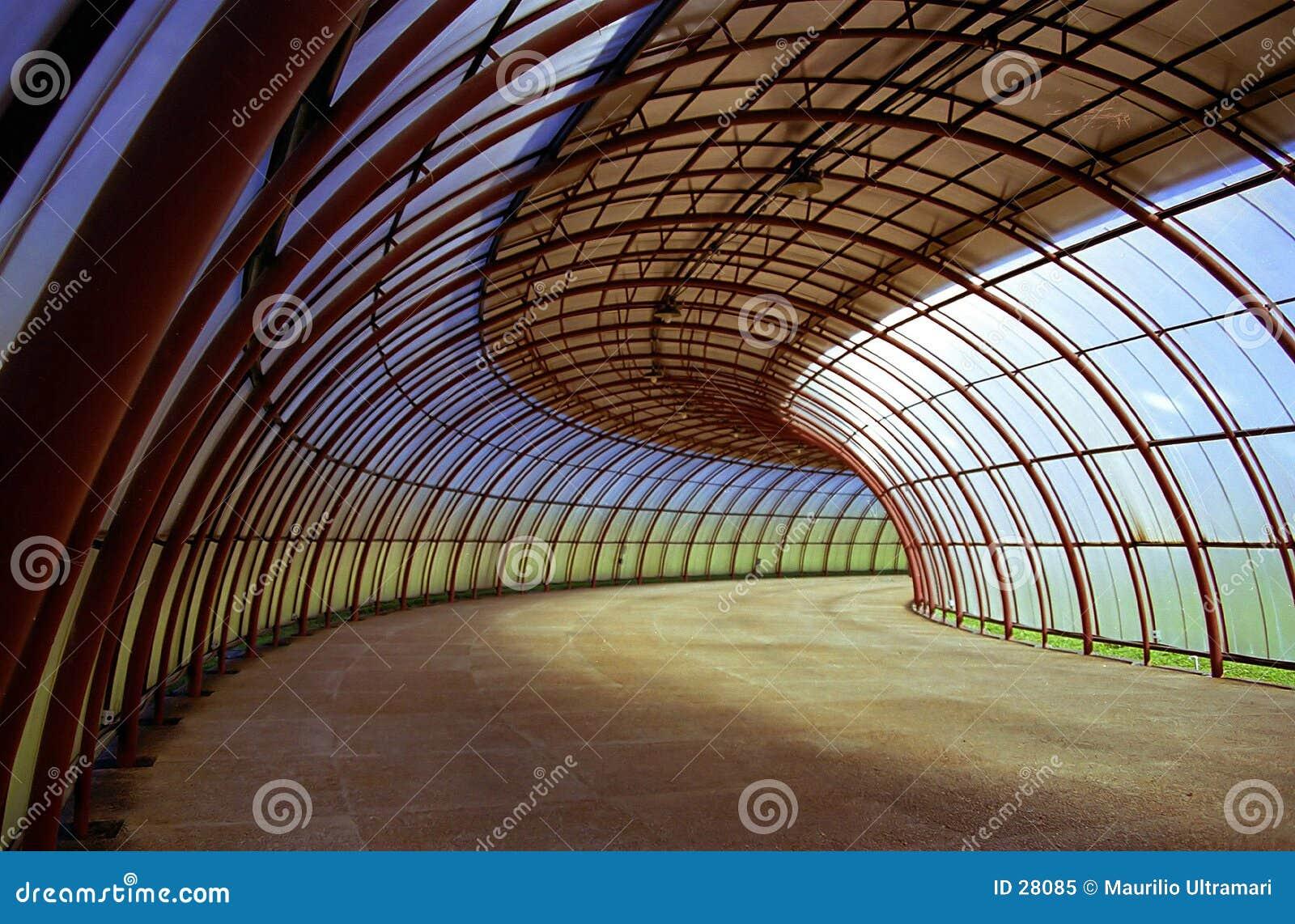 тоннель кривых