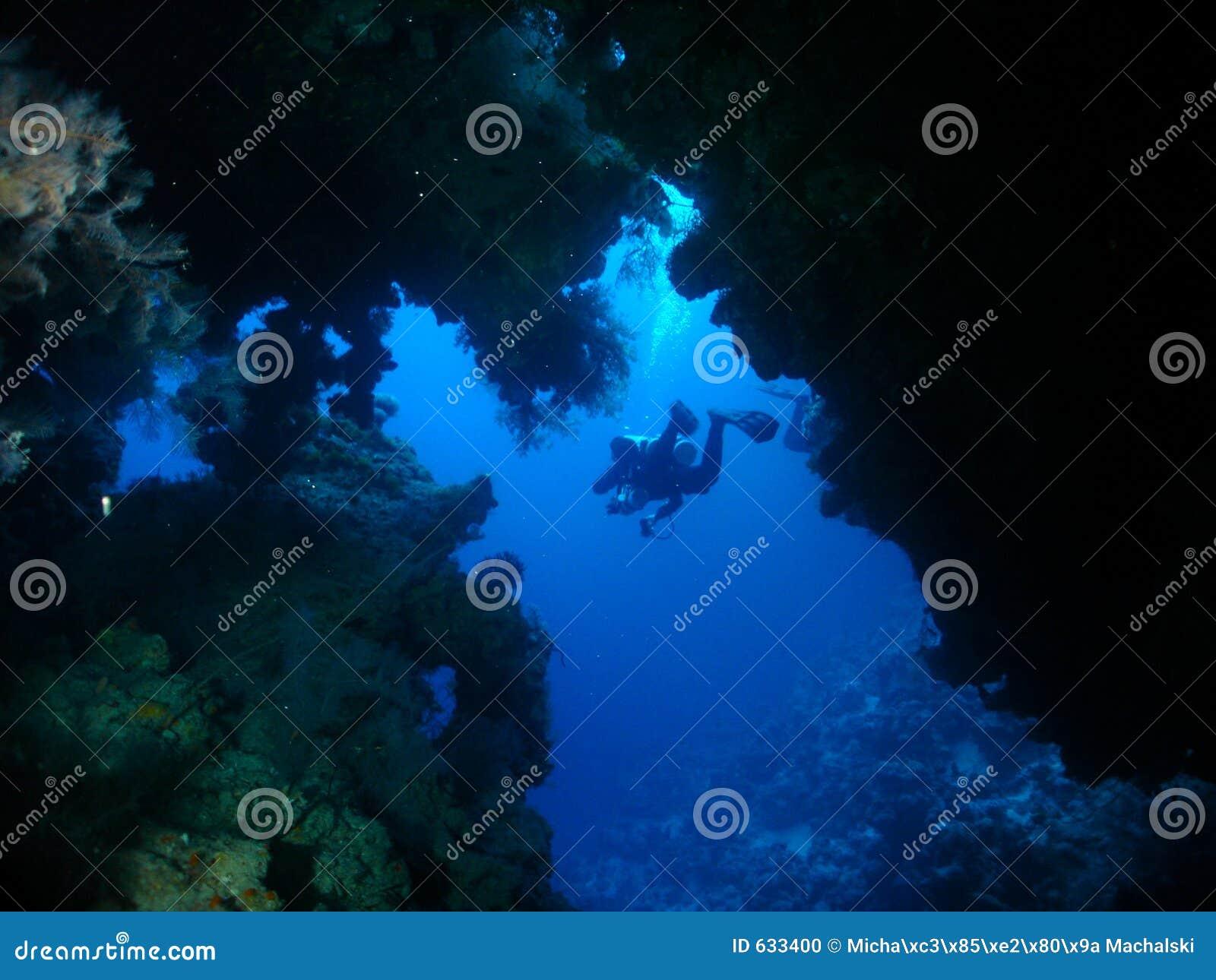 Download тоннель стоковое фото. изображение насчитывающей пикирование - 633400