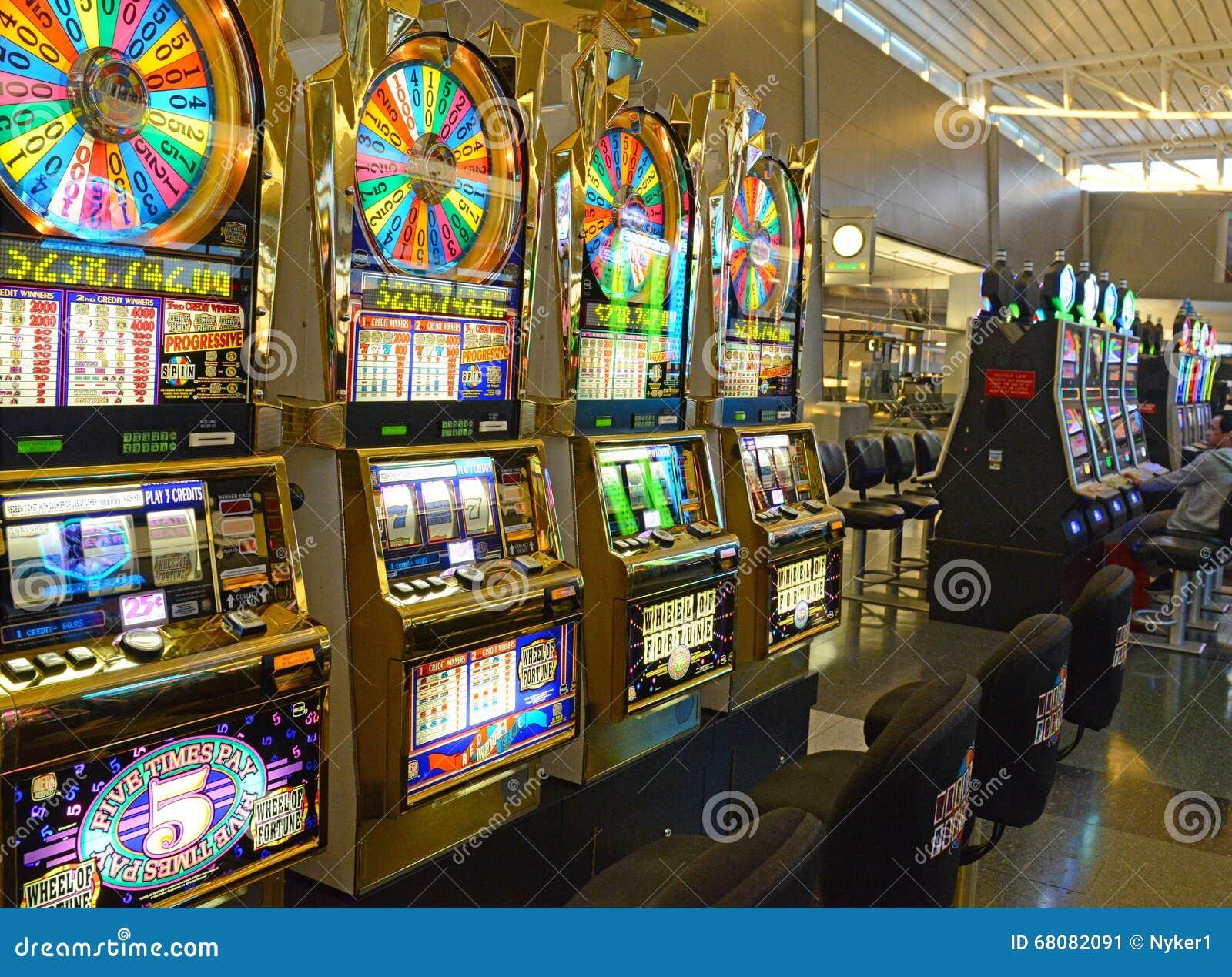 Хазартні игри слот машини