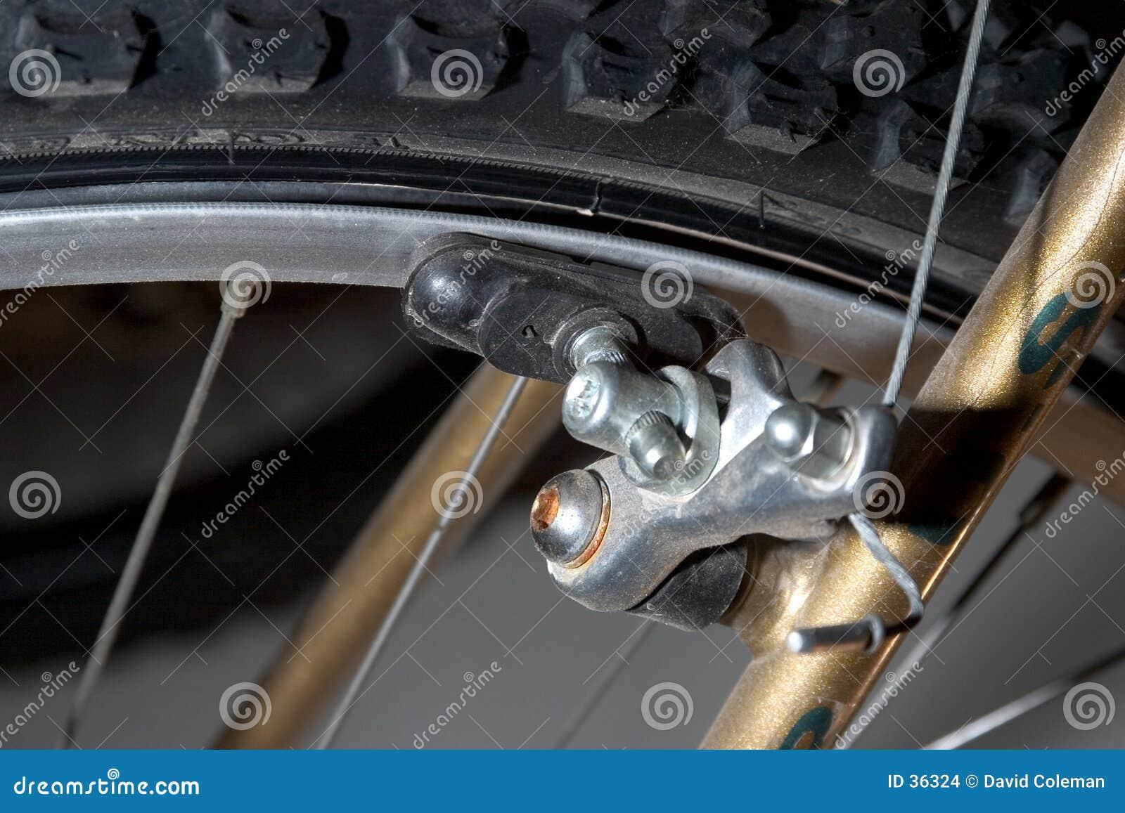 тормозы велосипеда