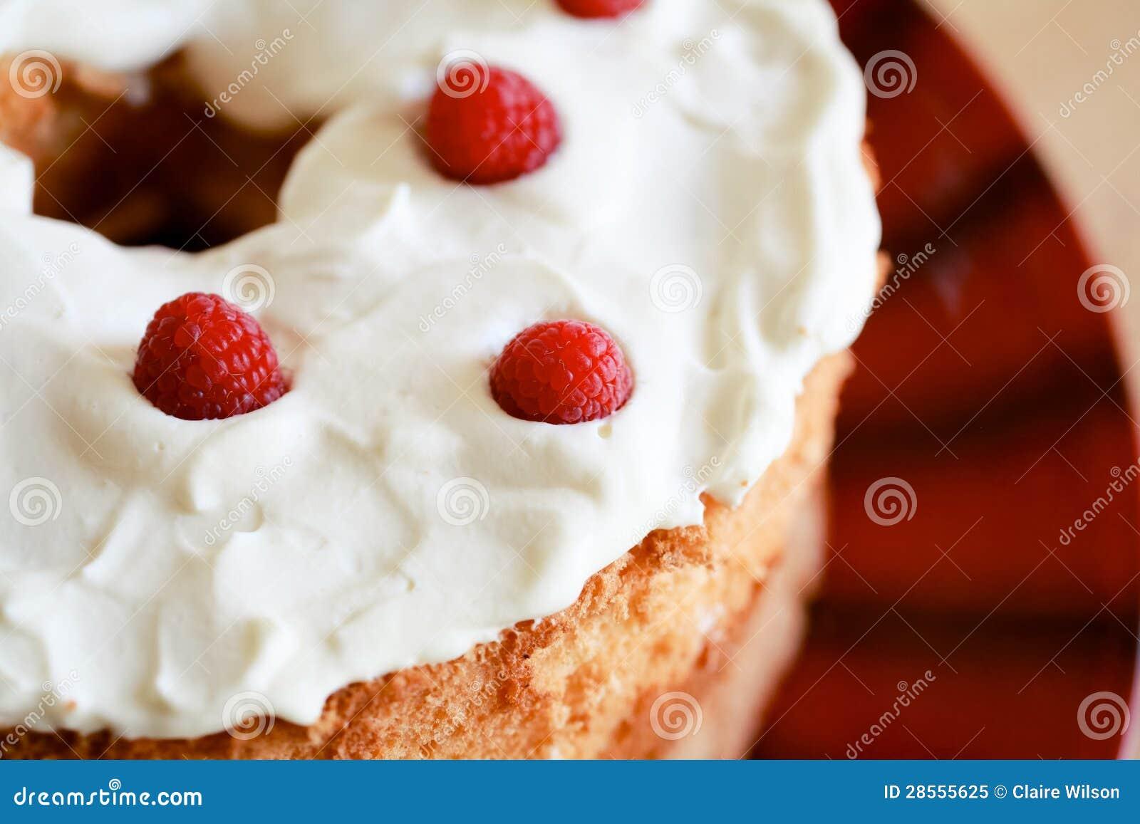 Торт губки